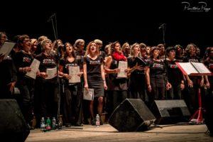 Vocal eXcess concerto al teatro Carignano (Torino) 9 settembre 2019